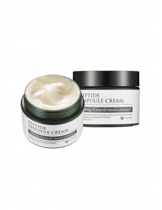 MIZON Crème visage Anti-âge Ultra Fermeté Peptide Ampoule Cream 50ml