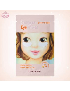 ETUDE HOUSE Masque Yeux Collagen Eye Patch à l'unité 8g