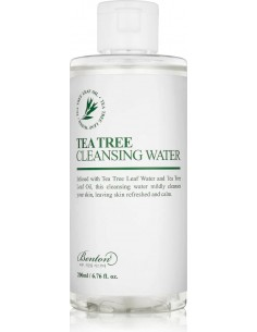 BENTON Nettoyant Démaquillant Hydra-Eclat-Fraîcheur Tea Tree Cleansing Water 200ml