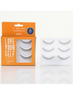 NOON'S UP Faux-cils Volume Naturel Eyelash 10mm Tiffany