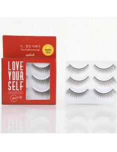 NOON'S UP Faux-cils Yeux de biche Eyelash 12mm Destiny