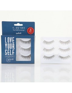 NOON'S UP Faux-cils Volume Russe Eyelash 14mm Zoe