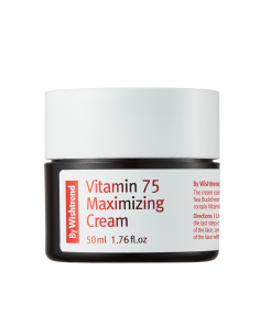 BY WISHTREND Crème Visage Eclat Anti-âge Vitamin 75 Maximizing 50ml