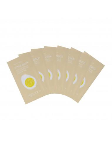 TONYMOLY Patch nez Anti-points noirs à l'oeuf Egg Pore Pack Package 7 patchs