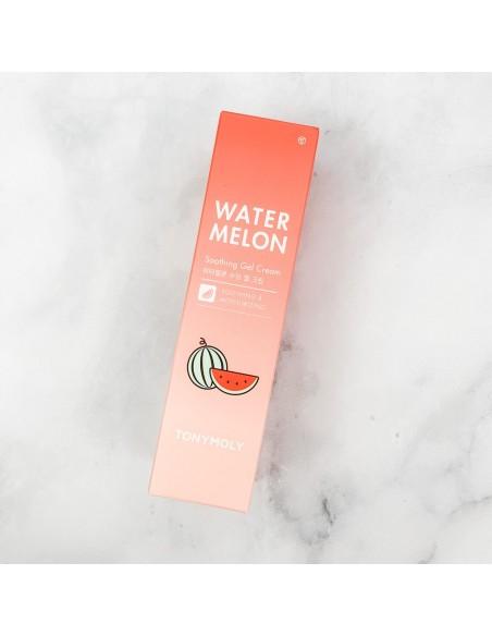 TONYMOLY Gel Pastèque hydra Réparateur Watermelon Soothing Gel Cream 120ml