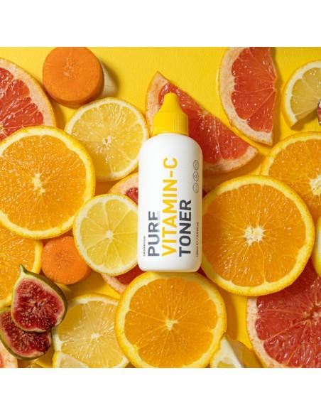 SKINMISO C13.5% Tonic visage Révélateur Eclat Pure Vitamin-C Toner 100ml