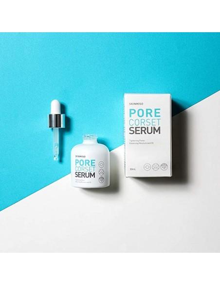 SKINMISO Sérum Purifiant Anti-pores dilatés Pore Corset Serum 30ml