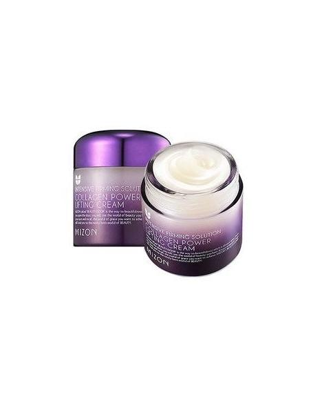 MIZON Crème Anti-rides Liftant au Collagène 75% Collagen Power Lifting Cream75ml