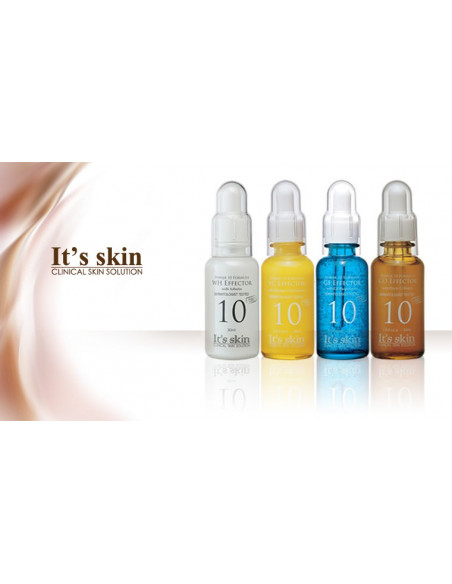 IT'S SKIN Sérum Eclat Anti-tâches Power 10 Formula WH Effector 30ml