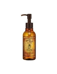 "SKINFOOD Huile démaquillante ""Black Sugar Cleansing Oil"" 170 ml"