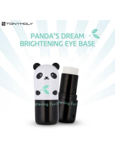 TONYMOLY Soin Contour des Yeux Regard Lumineux Anti-cernes Panda's Dream Brightening Eye Base 9g