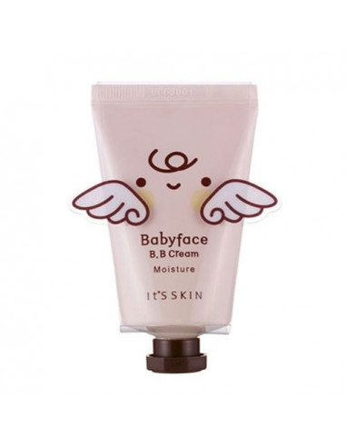 IT'S SKIN BB Crème Hydratante Anti-âge Babyface BB Cream Moisture SPF 36PA++ 30ml