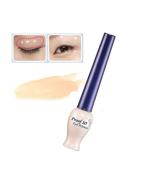 Base de fard à paupières Proof 10 Eye Primer 10ml