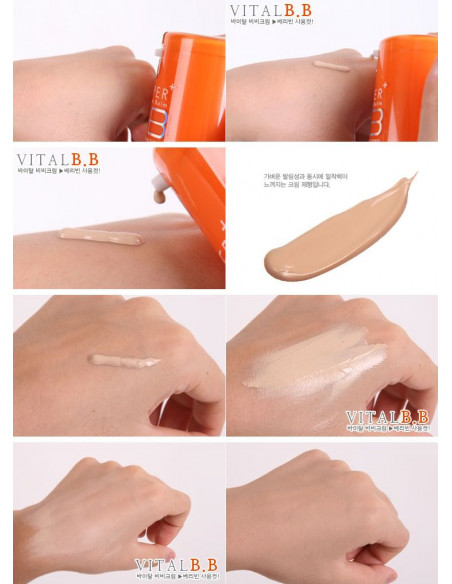 SKIN79 Super Plus Triple Function Vital Orange BB crème